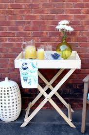 West Elm Outdoor by How To Build A Butler Table