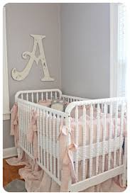 light pink and gray baby nursery paint color essential gray