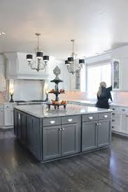 Ash Kitchen Cabinets by Best 25 Grey Hardwood Floors Ideas On Pinterest Gray Wood
