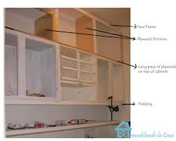 building the cabinets up to the ceiling ceilings kitchens and