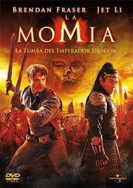 La momia 3: La tumba del emperador Dragón (2008) [Latino]
