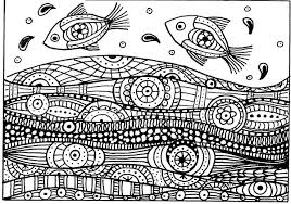 turning pictures into coloring pages 100 coloring pages fishes coloring pages fish colors learning