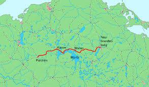 Bahnstrecke Parchim–Neubrandenburg