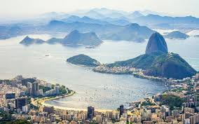 Brazil by motorbike  all roads lead to Rio The Telegraph