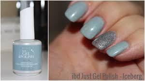 obsessed by beauty notw ibd just gel polish in iceberg