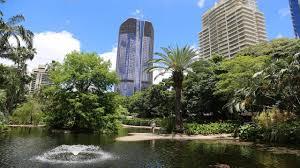 Brisbane City Botanic Gardens by