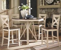 Patio Furniture Counter Height Table Sets - rustic counter height table sets decorative trend rustic counter