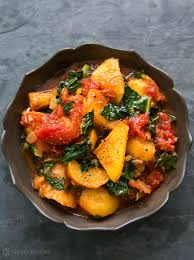 Vegetables by Roasted Root Vegetable Stew With Tomatoes And Kale Recipe