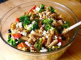 Pasta Salad Ingredients Mediterranean Pasta Salad Flick Of The Whisk