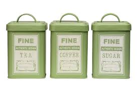 Green Canister Sets Kitchen 100 Green Kitchen Canisters Retro Kitchen Decor And 1950