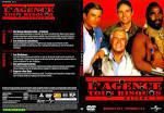 Jaquette DVD de Lagence tous risques saison 1 DVD 1 - Cin��ma Passion