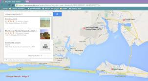 Destin Florida Map by Flyvps Name Change Research Flyvps Airport