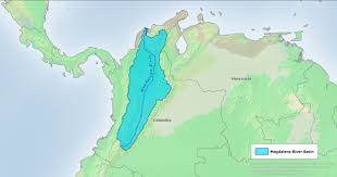 South America River Map by The Magdalena And The U201cmaster Plan U201d Los Angeles Review Of Books