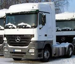 мерседес, Mercedes Actros