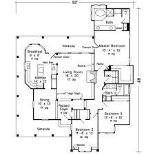 victorian style house plan 3 beds 2 00 baths 1891 sq ft plan