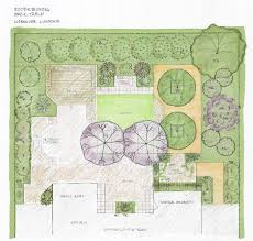 Backyard Landscape Design Plans Garden Decor Wonderful Garden - Backyard plans designs