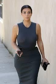 braless kim kardashian|Kim Kardashian Goes Braless \u0026amp; Sheer For Glastonbury Festival With Kanye West: Photo 3402980 | Kanye West, Kim Kardashian, Pregnant Celebrities, ...
