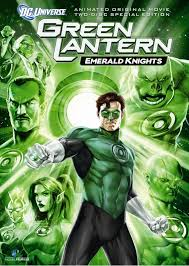 Green Lantern Emerald Knights streaming