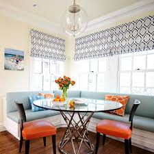 Dining Table With Banquette Smart Beautiful Kitchen Banquettes Traditional Home