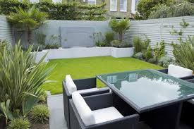 Small Backyard Modern Design Landscape Designs For Your Home - Contemporary backyard design ideas