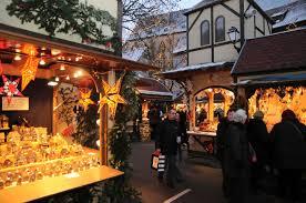 five christmas markets