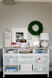 a gorgeous affordable dining room credenza