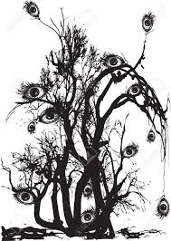 halloween vector art an hand drawn halloween vector magical and mystical illustration