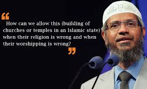 Is Zakir Naik openly promoting terrorism    helalinden com Helalinden com Is Zakir Naik openly promoting terrorism
