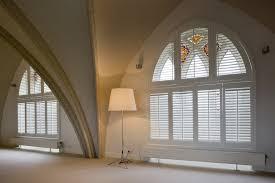special shape window shutters blinds for unusual shaped windows uk