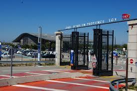 Aix-en-Provence TGV railway station