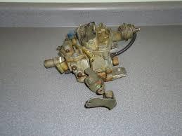 rochester dualjet 2 barrel carburetor carb core 17083192 1983