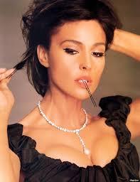Monica Belluci...Sensuality