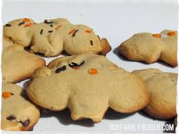 easy to make halloween cookies face makeup ideas