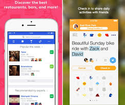 Yahoo in talks to buy Foursquare for      million    Business Insider Foursquare and Swarm app