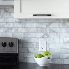 Find The Best Peel And Stick Backsplash Tile - Peel on backsplash