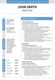 Best Executive Resume Format by Executive Resume Word Eco Executive Level Resume Template Eco