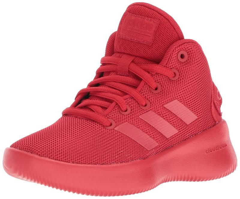 Adidas Cf Refresh Mid Scarlet / Mid-Top Sneaker 6.5M