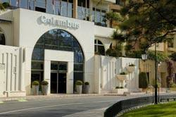 David Coulthard's former Hotel Columbus, Monaco