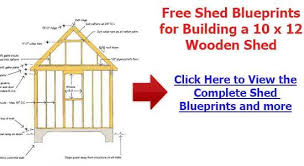 shed floor plans u2013 proper steps to build a storage shed wood