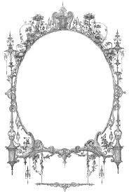 antique halloween background vintage frame clipart for free u2013 101 clip art
