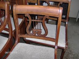 Colonial Dining Room Chairs Chair Antique Dining Table With Chairs In Open Plan Kitchen Room