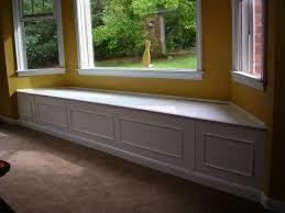 Bay Window Desk Modren Kitchen Bay Window Bench Table E On Decorating