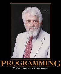 John McCarthy - You\u0026#39;re Programming Completely Wrong John McCarthy - Programming, You Are Doing It Completely Wrong. - john-mccarthy-programming-wrong