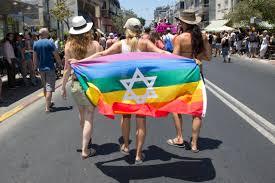 Tel Aviv's Gay Pride Parade,