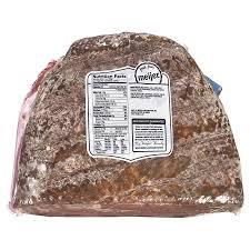 Chair Rock Angus Meijer Certified Angus Rare Seasoned Roast Beef Meijer Com