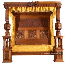 four poster bed king size ebay baronial tudor four poster four