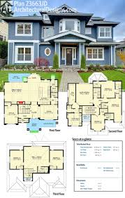 Best  Three Story House Ideas On Pinterest Dream Houses Love - Apartment house plans designs
