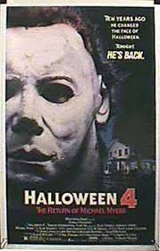 halloween michael myers in background watch halloween 4 the return of michael myers on netflix today