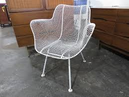 Mesh Patio Chair Russel Woodard Sculptura Wire Mesh Patio Lounge Chair Bertoia