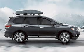 nissan pathfinder new price 2015 nissan pathfinder information and photos zombiedrive